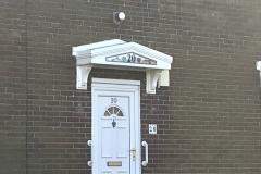 Door conopy